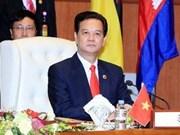 Le Premier ministre Nguyên Tân Dung au 22e Sommet de l'ASEAN