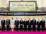 L'ASEAN rend publique la Déclaration du Président
