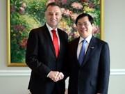 Vietnam-Australie : coopération dans l'énergie et le commerce