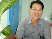 Un agronome vietnamien d'Australie aux côtés des paysans