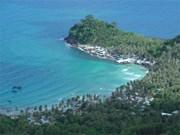 Au large de Kiên Giang, découverte des îles de Nam Du