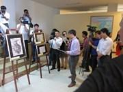 Exposition de documents sur la souveraineté du Vietnam