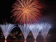 Les Etats-Unis gagnent le concours de feux d'artifice à Da Nang