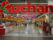 Auchan investit 500 millions de dollars au Vietnam