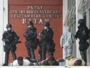 ASEAN+8: manoeuvre anti-terrorisme en septembre en Indonésie
