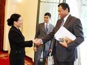 Consultation politique Vietnam-Sri Lanka