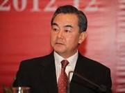 Chine et Singapour affirment l'importance du maintien de la paix