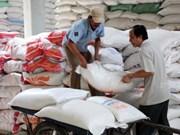 Riz : exportation de 2,1 millions de tonnes en 4 mois
