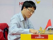 Échecs : Lê Quang Liêm 29e mondial