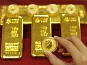 La BEV a vendu 25.700 taels d'or aux enchères