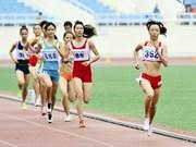 Athlétisme d'Asie : une médaille d'argent pour le Vietnam