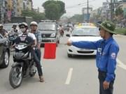 """Hanoi: lancement de la campagne """"L'Eté des jeunes volontaires 2013"""""""