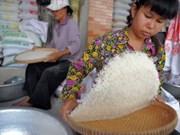 Le Japon achète 5.000 tonnes de riz du Myanmar