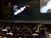 Le satellite VNREDSat-1 placé en orbite