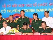 Les as des arts martiaux croiseront les gants au Vietnam