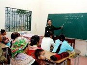 Le Vietnam vise un taux d'alphabétisation de 98% en 2020