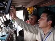 Ninh Thuân : dispositifs satellitaires pour les bateaux de pêche