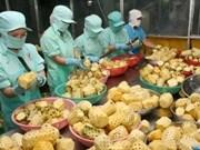 Fruits et légumes : le pays vise 1 mld d'USD d'exportations