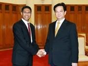 Vietnam et Timor-Leste promeuvent leur coopération