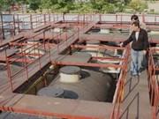 Colloque sur le traitement des eaux usées à Can Tho