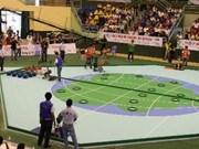 """Ouverture de la finale du concours """"Robocon Vietnam 2013"""""""