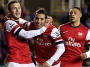 Football : Arsenal jouera contre l'équipe nationale du Vietnam en juillet
