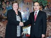 Vietnam-Allemagne: coopération dans l'Education et les Sciences