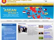 ASEAN: portail de la propriété intellectuelle
