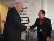 Le Vietnam au 33e congrès syndical de Norvège