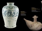Exposition sur la civilisation du fleuve Rouge à Hai Phong