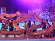 Le carnaval de Ha Long toujours dans le vent