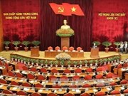 Clôture du 7e Plénum du Comité central du PCV