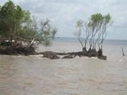 La JICA aide le delta du Mékong à s'adapter au réchauffement