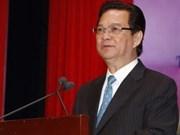 Le PM Nguyên Tân Dung part pour la Russie et la Biélorussie