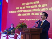 Activités du Premier ministre Nguyen Tan Dung en Russie