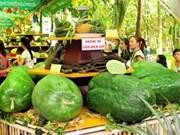 Festivals gastronomique et de fruits à Ho Chi Minh-Ville