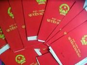 Le service de demande du sổ đỏ en quelques clics à Hanoi
