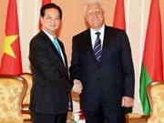Vietnam et Biélorussie dynamisent leur coopération