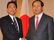Le ministre de la Sécurité publique au Japon