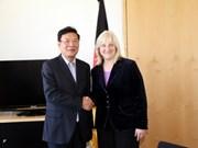 Vietnam-Allemagne: promotion de la coopération dans l'éducation