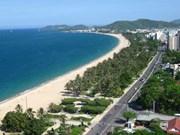 Foire internationale à Nha Trang pour prendre le large