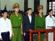 Affaire de Tiên Lang: les accusés décident de faire appel