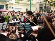 Luala concert, quand tradition rime avec modernité