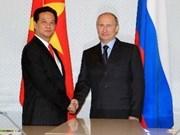 Approfondir les liens du VN avec la Russie et la Biélorussie