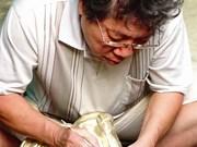 Vinh Hiên, célèbre fondeur de cuivre de Ngu Xa