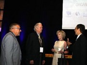Conférence sur le dialogue mondial des deltas 2013