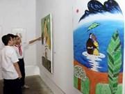 La BD sud-coréenne présentée aux enfants vietnamiens