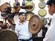 Huu Phong, un enseignant mordu de culture Ba Na