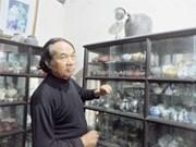 Le collectionneur de théières qui trouve sa tasse de thé
