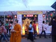 Vesak : le Vietnam présent à une fête au Sri Lanka